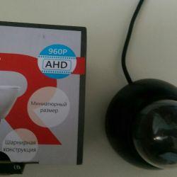 Купольная видеокамера Redline