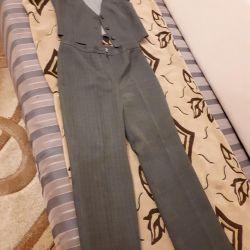 Costum pentru pantaloni