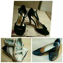 Yeni kadın ayakkabısı, s. 36-37
