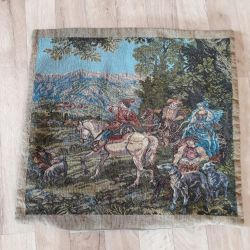 Tapestry Embroidery Pillowcase