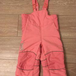 Semi-overalls 92 cm