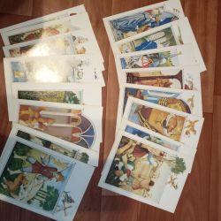 Seturi de cărți poștale