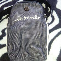 Mini sports bag.