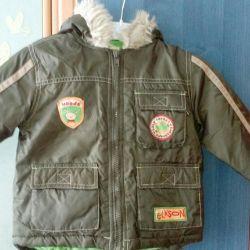 Jacket demi-season p.80