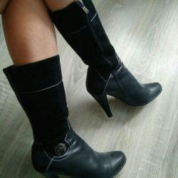 Winter boots р-р39-40