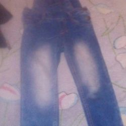 Denim new overalls