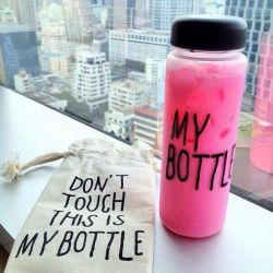 пляшки нові