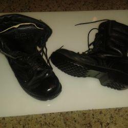 ботинки берци