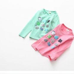 Kızlar için yeni bluzlar