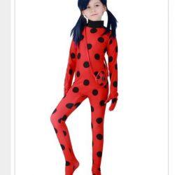 Children's costume Ladybag, Ladybug