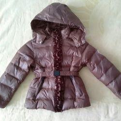 Jacket Demi-season Moncler + gift.