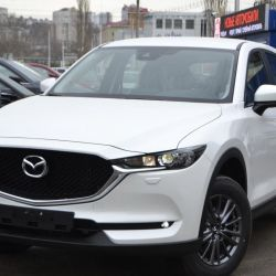 Mazda CX-5, 2018