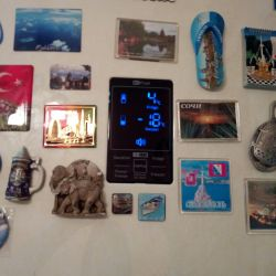 22 fridge magnets