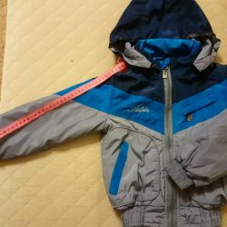 Used Jacket autumn-spring, the growth of 86-98