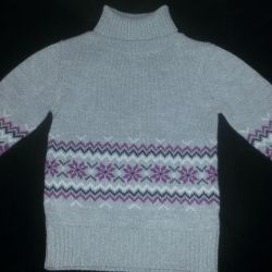 BRAND BLUE SEVEN sweater for height 98