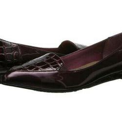 Νέα δερμάτινα παπούτσια 39.40
