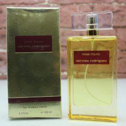 Narciso Rodriguez Rose Musc Eau De Parfum Intense