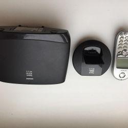 Τηλέφωνο home simens 4110 Μικρή συναρμολόγηση Γερμανία