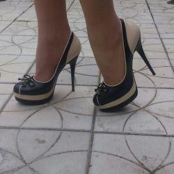 Туфли Tucino на 37размер новые