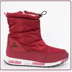 Χειμερινά παπούτσια Sigma SUPER τιμή