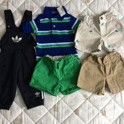 Adidas Original și ChildrensPlace 6-9 luni