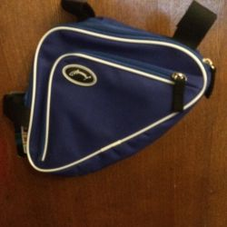 New subframe bicycle bag