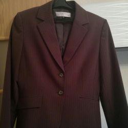 Brown jacket, 46-48