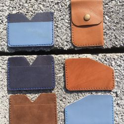 Cardholders. Genuine Leather.