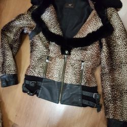 Jacket fur pony exclusive from Italy