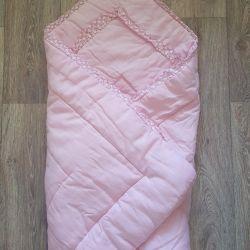 Zarf - deşarj için battaniye