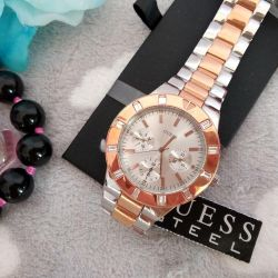 New GUESS watch + gift!
