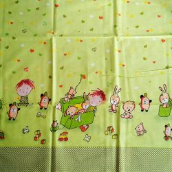 Ткань поплин детский.