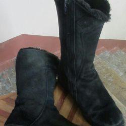 Kışlık botlar 35-36