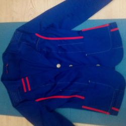 Летний спортивный пиджак