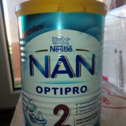 Nan Optipro and other mixtures