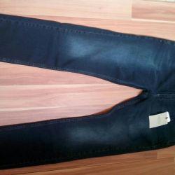 Yeni erkek kot pantolon 36 beden 102