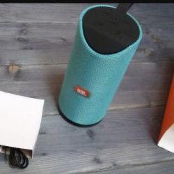 Coloană portabilă colorată turcoaz