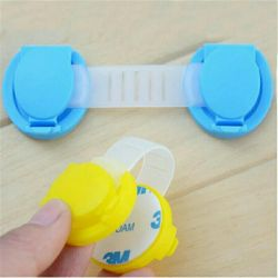 Clamps. Child protection. Various