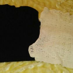 Women's knitted vests