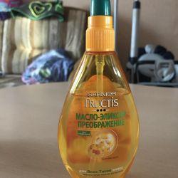Fructis Saç Yağı