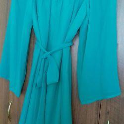 Şifon yeni elbise