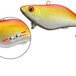 Lure για ψάρεμα Wobbler 3D μάτια Νέα