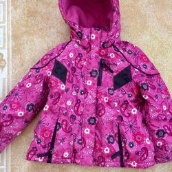 Куртка Mexx, 110-116 рост, зима.