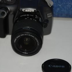 SLR digital camera Canon EOS 1100D kit