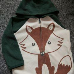 Sweatshirt (fleece) 98