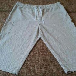 Pantaloni noi mari