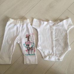 Body and panties