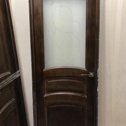 Πόρτες στερεό πεύκο