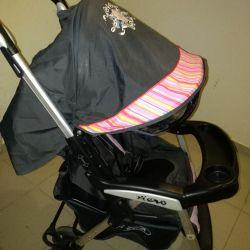 Kiralık bebek arabası