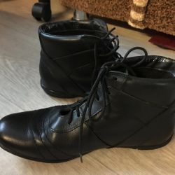 Boots for girls demi-season
